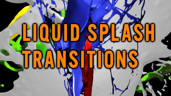 Thumbnail for Liquid Splash Transitions