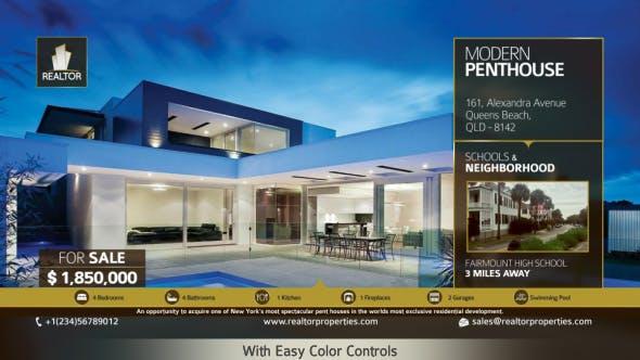 Thumbnail for Real Estate Showcase