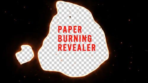 Paper Burning Revealer