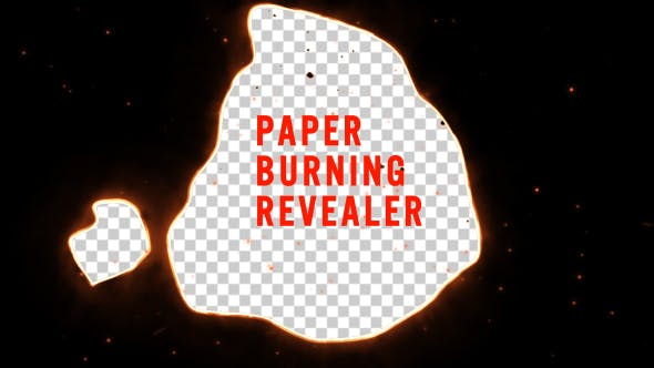 Thumbnail for Paper Burning Revealer