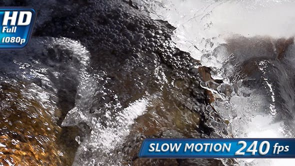 Thumbnail for Shimmering Winter Creek