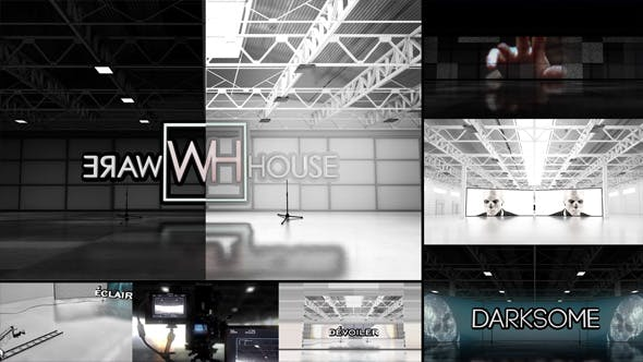 Thumbnail for Warehouse Template