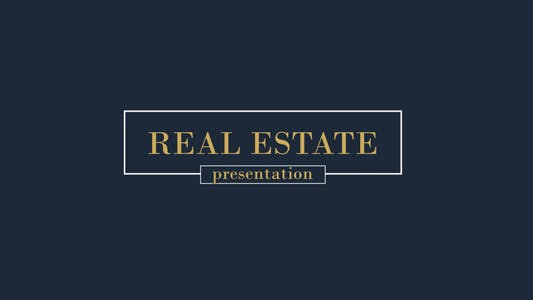 Thumbnail for Real Estate Promotion