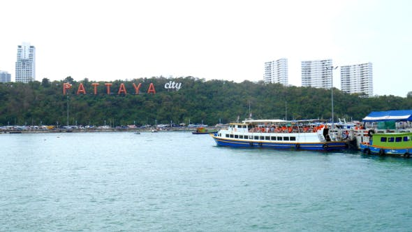 Thumbnail for Pattaya City