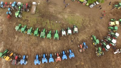 Exposure tractors