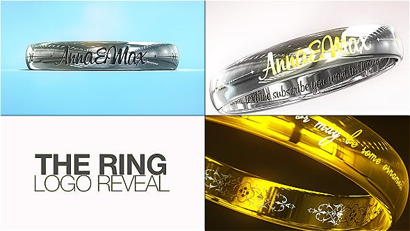 Cover Image for The Ring Logo Reveal
