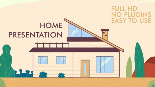 Cover Image for Presentation house