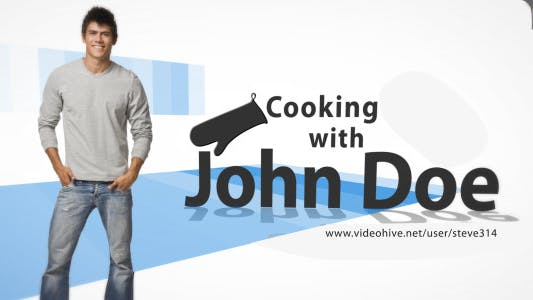 Thumbnail for Cooking Intro - Tv Show