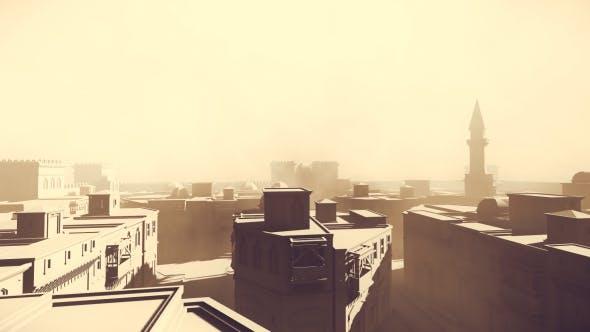 Thumbnail for Arabic City Flyover 2