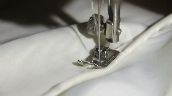 Thumbnail for Sewing Machine In Work