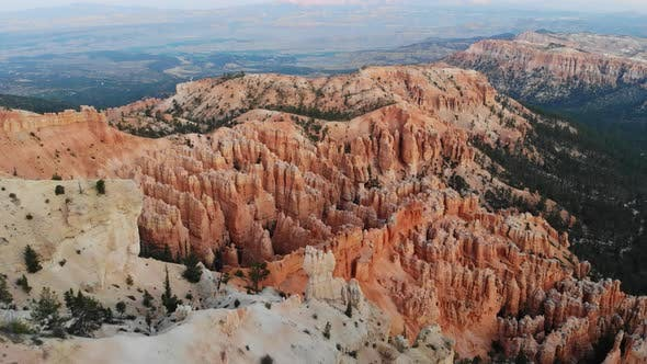 Bryce Canyon National Park Is a Located in Southwestern Utah in the United States