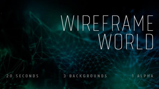 Thumbnail for Wireframe World