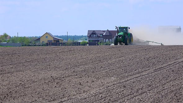 Thumbnail for Planter Machine in the Field