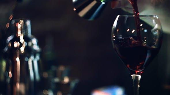 Thumbnail for Bartender Pouring Wine