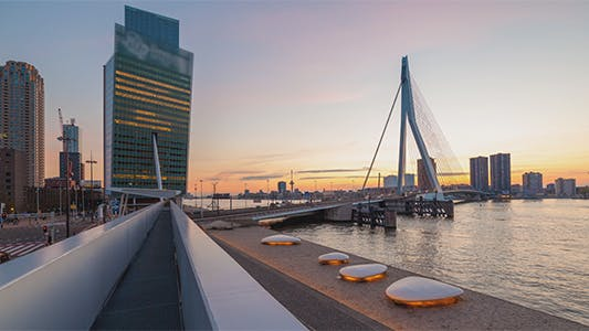 Thumbnail for Modern Building Bridge