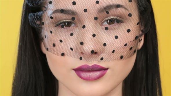 Thumbnail for von weiblich verschleiert Gesicht