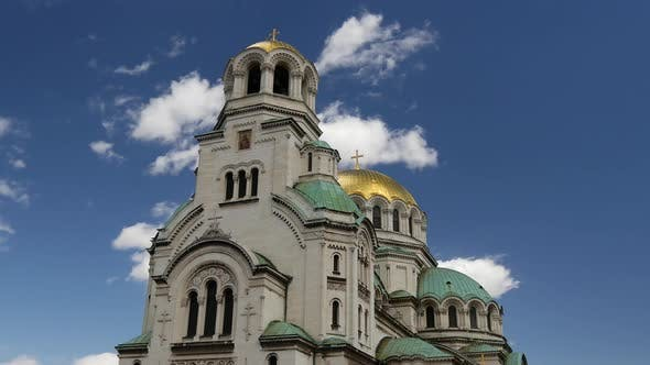 Thumbnail for Time lapse from The St. Alexander Nevsky Cathedral