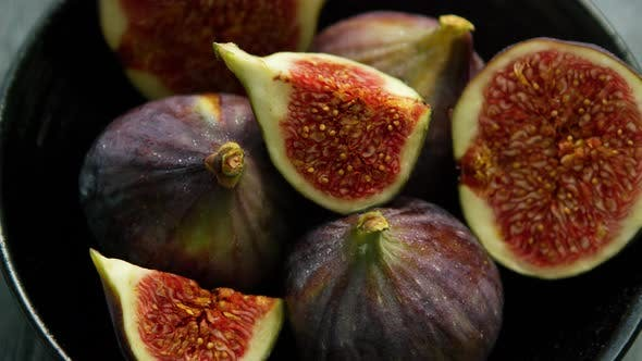 Thumbnail for Sweet Figs in Bowl
