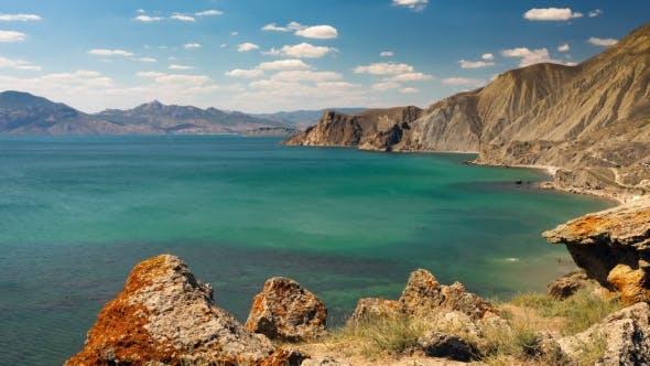 Thumbnail for Sea With Rocks, Ukraine, Black Sea