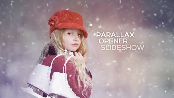 Thumbnail for Parallax Opener - Slideshow