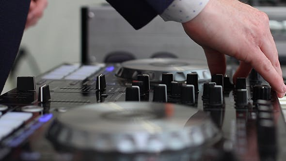 Thumbnail for DJ Behind The Decks