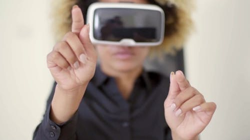 Working In Virtual Reality