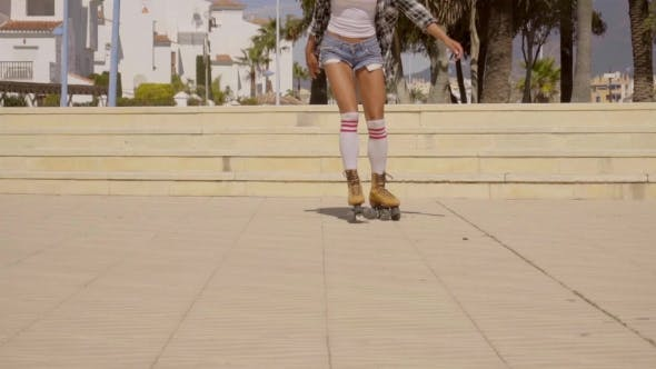Thumbnail for Shuffle And Sideways Skating