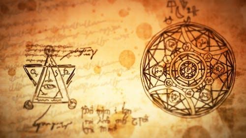 Alchemy Background