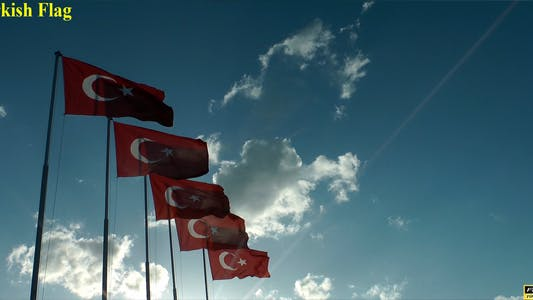 Cover Image for Turkish Flag