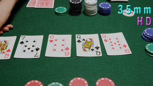 Thumbnail for Dealing Poker Cards 47