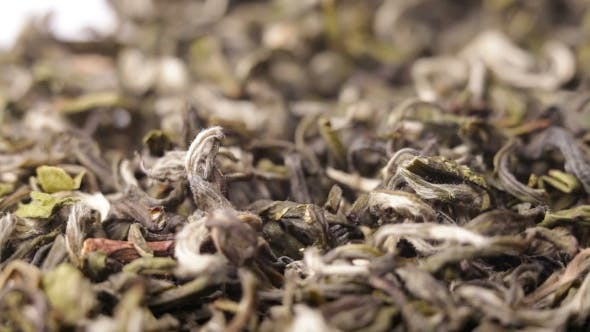 Thumbnail for Green Tea Leaves  Rotate