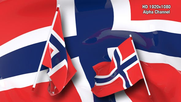 Thumbnail for Flag Transition - Norway