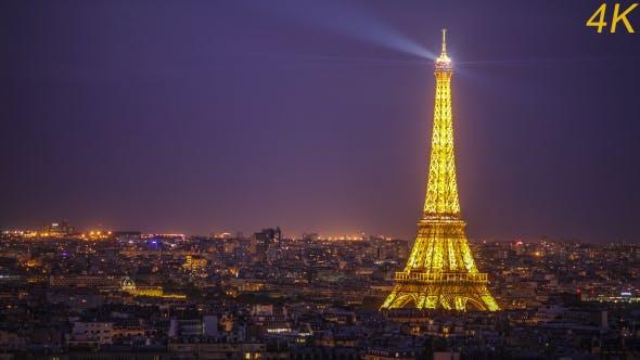 Thumbnail for Paris Eiffel Tower 1