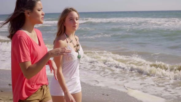 Thumbnail for Girls On The Beach