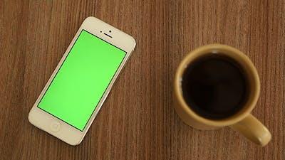 Green Screen Phone