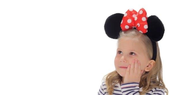 Thumbnail for Little Girl Is Bored