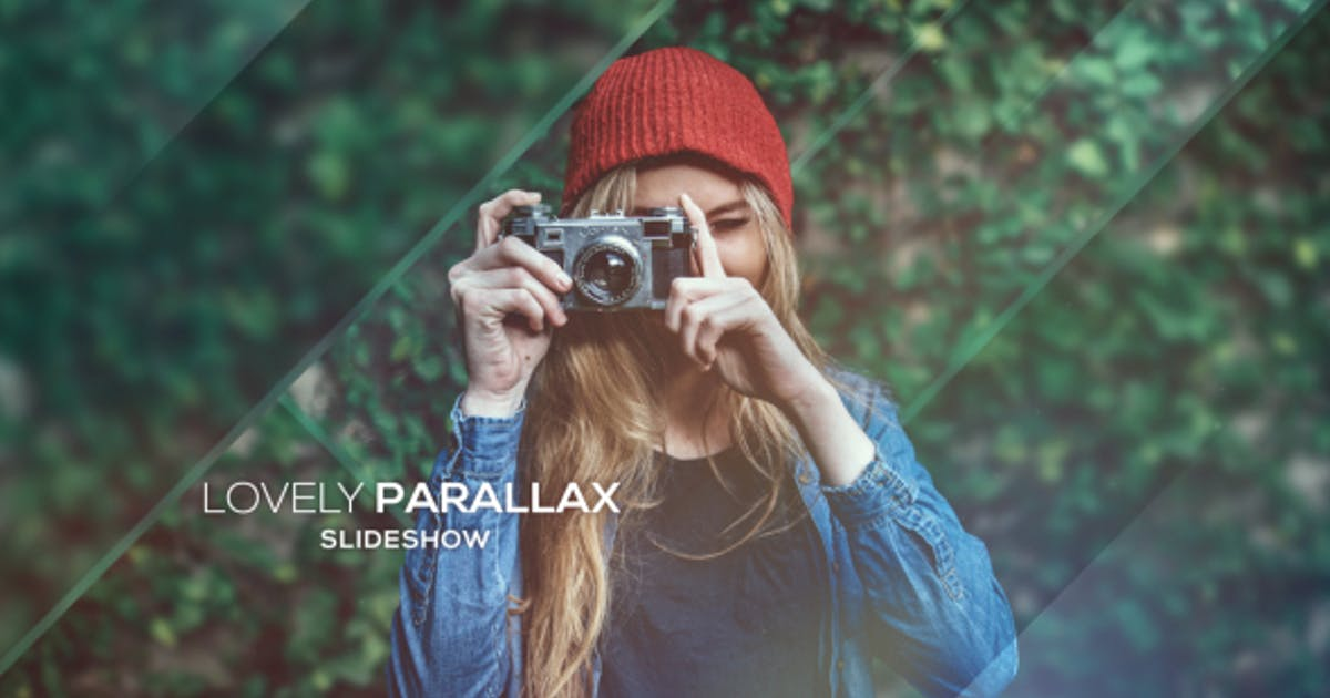 Lovely Parallax Slideshow