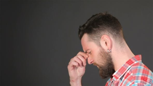 Thumbnail for Bearded Guy Ponders a Problem