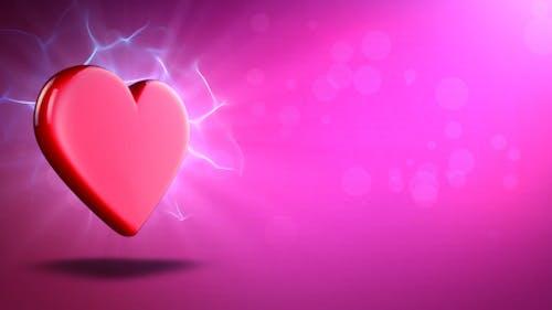 Valentine's Day Background Loop
