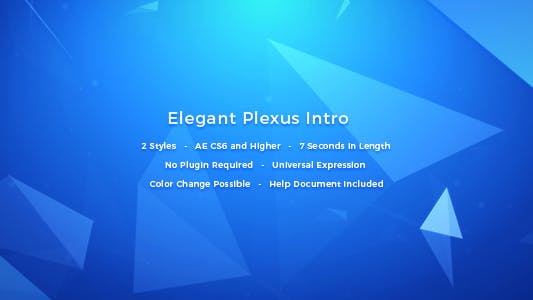 Thumbnail for Elégante introduction en Plexus