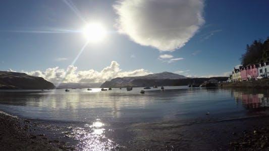 Thumbnail for Portree Skye Island