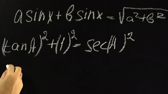 Thumbnail for Writing Math Formulas on Blackboard