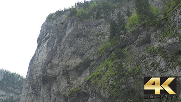 Thumbnail for Steep Canyon with Vegetation