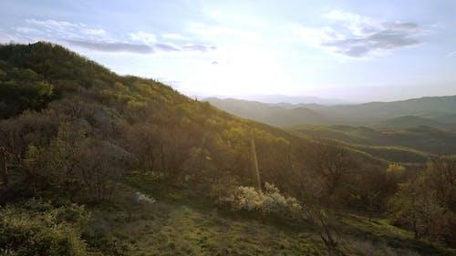 Sunset from Aida Mountain Bulgaria