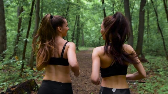 Thumbnail for Fitness Workout Outdoors.
