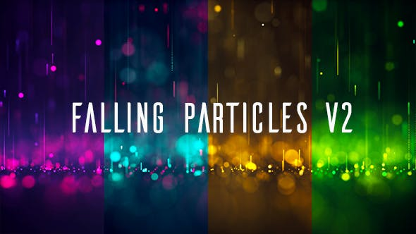 Thumbnail for Falling Particles V2
