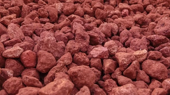 Thumbnail for Red Stones. Mountain Of Bauxite.