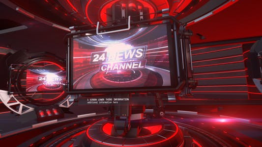 Thumbnail for News Studio