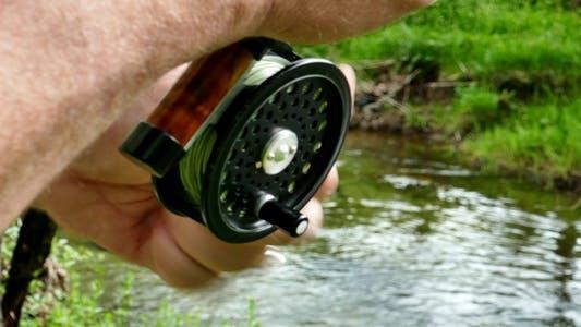 Thumbnail for Fishing Fly and Drawstring 6