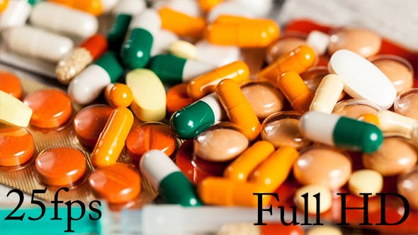 Cover Image for Many Colored Drugs And Pills